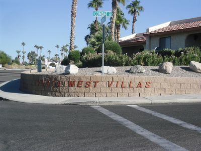 Photo for VISTA WEST VILLAS downtown location!! Lake view!!!