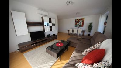 Photo for South facing contemporary 2 bedroom Apartment with wraparound balcony and garage