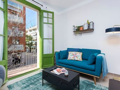 Photo for Beautiful designed flat close to la Fira de BCN