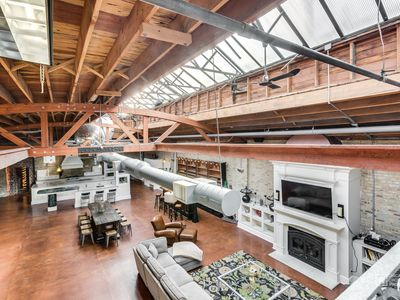 Photo for Unique And Amazing Gigantic Sunlit Loft ~ One Of A Kind ~ Excellent Location!
