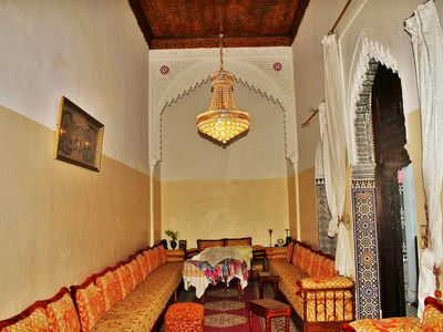 Photo for Experience the Moroccan culture in the old Medina with a host family !