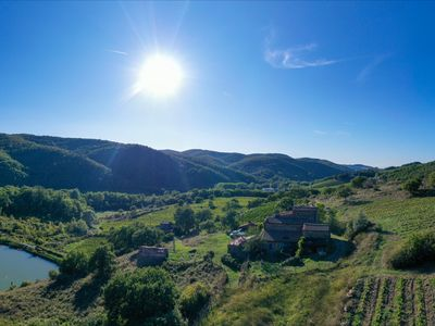 """Photo for Farmhouse in Chianti""""s heart between Florence, Siena and S. Gimignano near Pisa"""