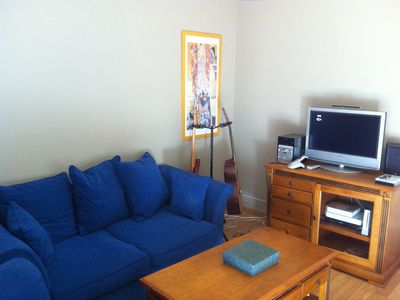 Photo for Biarritz rental for 2/4 people in T2 new
