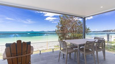 Photo for Dolphin Escape Soldiers Point, 121 Soldiers Point Road - stunning waterfront house