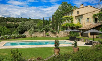 Photo for Luxury country house on private 20 hectare wine estate.
