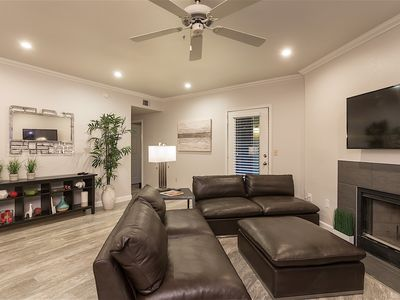 Photo for Home Suite Home!  Single Level 3 Bed Condo * Heated Pool, Fitness Center & Tennis