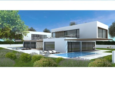 Photo for Luxury Design Villa with outdoor pool