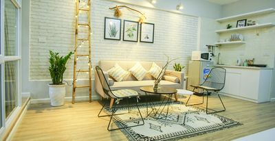 Photo for Lagom - 2 bedroom apartment in central Hanoi