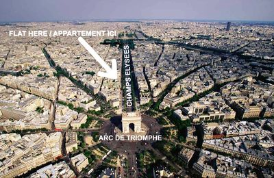 Photo for **** nice studio 30 meters from Champs Elysees / 300 meters from Triumph arch ****