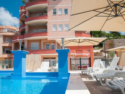 Photo for Holiday apartment Utjeha for 5 persons with 1 bedroom - Holiday apartment