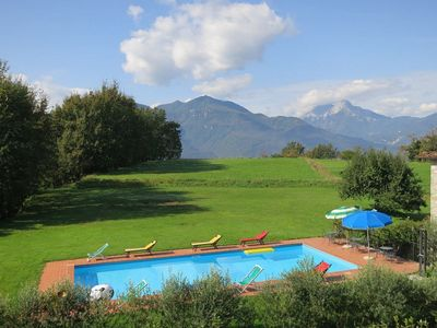 Photo for Villa Azelea, stunning mountain location, large private pool with shallow end.