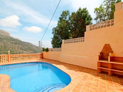 Photo for Vacation home Quique (CLP207) in Calpe/Calp - 9 persons, 4 bedrooms