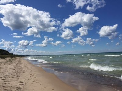 You have arrived!  Pure Michigan!