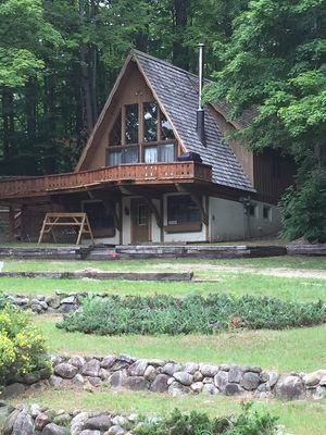 Photo for 3BR Chalet Vacation Rental in Bellaire, Michigan