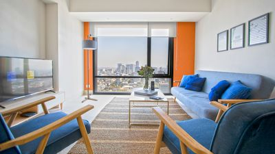 Photo for Polanco Brand New 2BR Apt (Great choice for short and long stays)