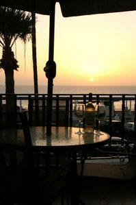 Photo for Lovely apartment with sea views, amazing sunset and Gomera views