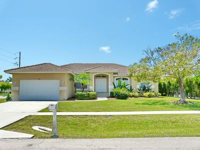 Photo for 4 Bedroom Home, Pool/ Spa,  Walk to Beach!!!