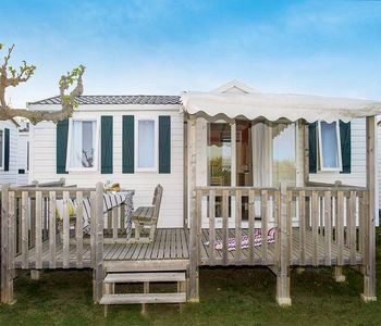 Photo for Camping La Ribeyre ***** - Mobil-home Relax Plus 4 rooms 6 persons