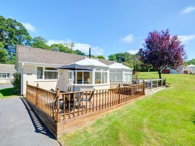 Photo for Tawelfan is an attractive bright and airy cottage found in a wonderfully rural location just 4 miles