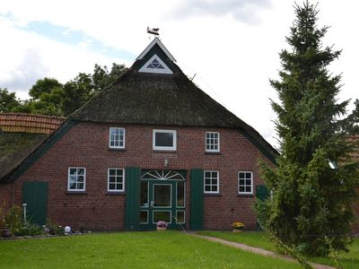 Photo for Holiday flat at the German North Sea coast only minutes from the beach Hayloft