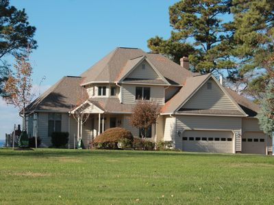 Photo for Chesapeake Bay Spectacular Waterfront Estate
