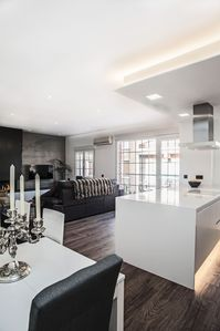 Photo for New luxury, cozy apartment with 3 double bedrooms