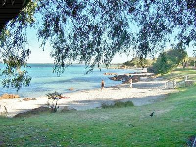 Photo for Absolute beach front at Old Dunsborough