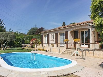 Photo for Charming villa with pool, ideal for holidays in family