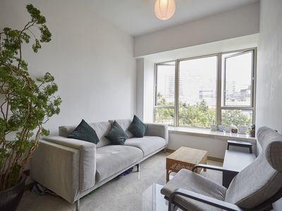 Luxe Homey 2BDR apt 3mins from TST-MTR station