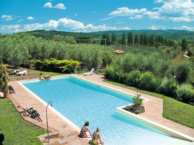 Photo for Apartment Casa Vacanze Linearis  in Barberino Val d'Elsa, Siena and surroundings - 7 persons, 3 bedrooms