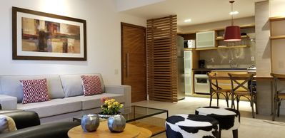 Photo for Modern Luxury! 2-Suite Designer Apartment in Central Ipanema. This is the place!