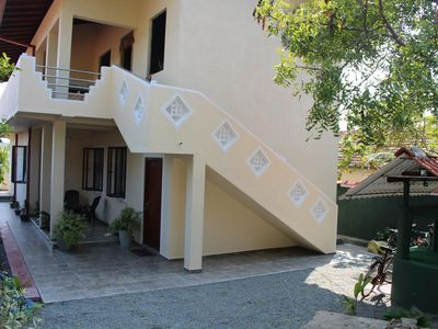 Photo for Hikkaduwa apartment for 2 people with 1 bedroom - Apartment in villa