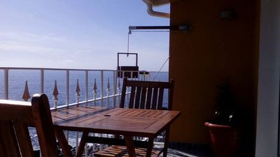 Photo for 1BR Apartment Vacation Rental in Paúl do Mar, Madeira