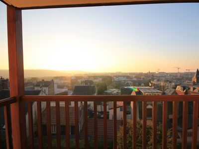 Photo for Residence l'Amiral balcony / parking in the city center
