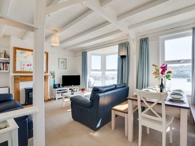 Photo for Quayside Apartment, The Wharf