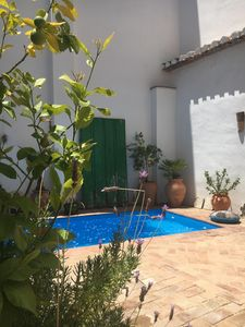 Photo for Award winning Retreat in the heart of the Lecrin Valley its pool and wifi