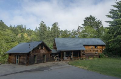 "Photo for ""Rustic Cabin""  in the mountains of Brookings Oregon"