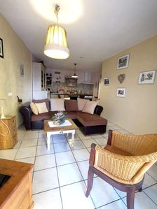 Photo for Beautiful apt in Beaumes-de-Venise