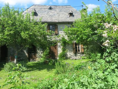 Photo for Beautiful country house in the heart of the Pyrenees Ariegoises Regional Nature Park
