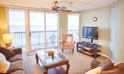 Ashworth Unit 709! Stunning Ocean Front Condo! Book your get away today!