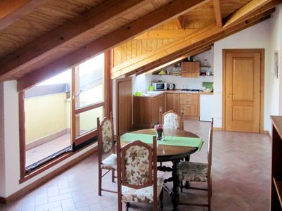 Photo for One bedroom Apartment, sleeps 4 in Bellano with WiFi