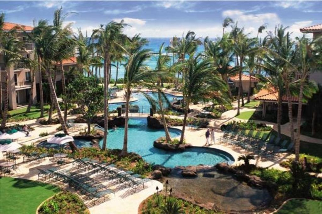 Save Marriott Waiohai Beach Club 2br Easter 2019 April 20 27 Poipu