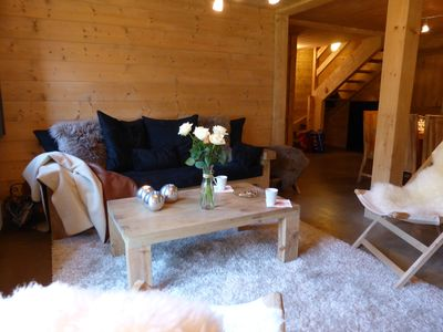 Photo for Chalet Caramel near the outskirts of the city center 4 bedrooms 3 S