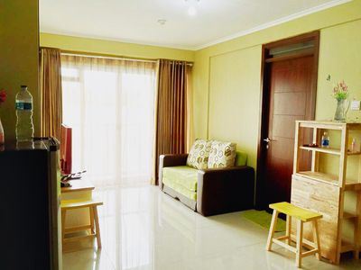 Photo for 3 BR Nice and Comfy Apartment in Bandung