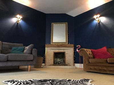 Photo for The Coach House, Sandgate. 3 bed, 2 bath, quirky seaside Mews.