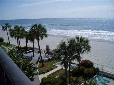 Spectacular Views - Walking distance to Inlet, Apache Pier, and Entertainment