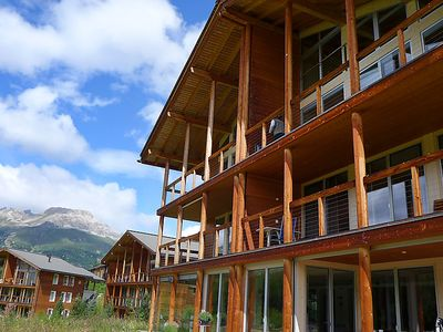 Photo for Apartment Chesa Lej in Pontresina - 4 persons, 2 bedrooms