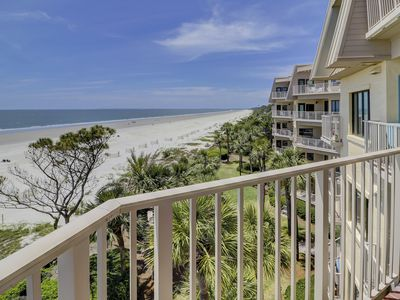 Photo for Spectacular Atlantic Ocean Views! 4th Floor condo! Great location! Gorgeous New Hardwood Floors