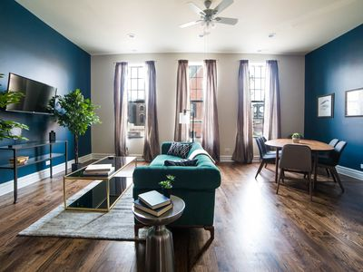 Photo for Sonder | N Halsted | Beautiful 3BR + Terrace