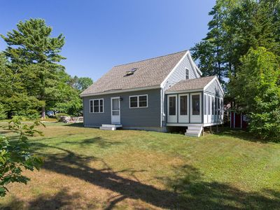Photo for Open Concept Home - Walking Distance to Long Sands Beach